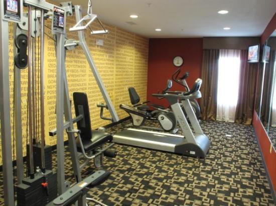 La Quinta Inn & Suites Big Spring: Health club