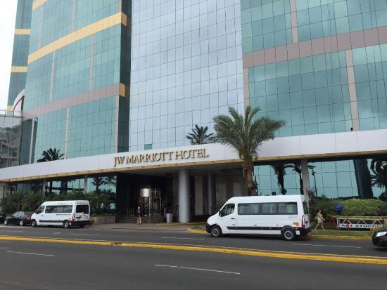 Jw Marriott Hotel Lima Entrada Prinl