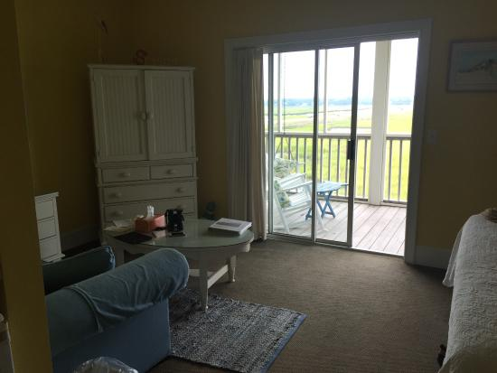 Sunset Beach, Carolina del Norte: corner room
