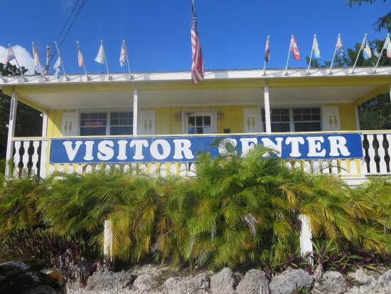 Key West Visitors Center: this is the one to avoid if you have hotel reservations
