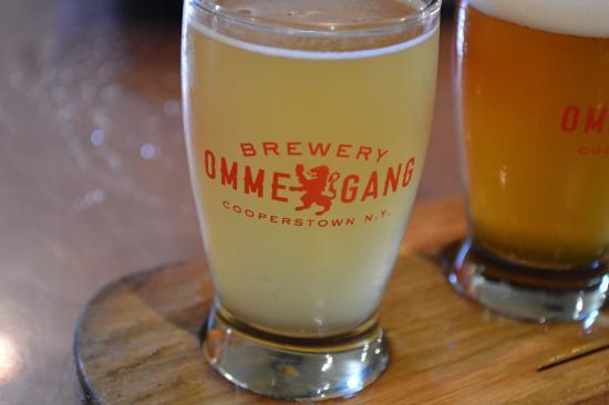 Brewery Ommegang: Ommegang Tastings