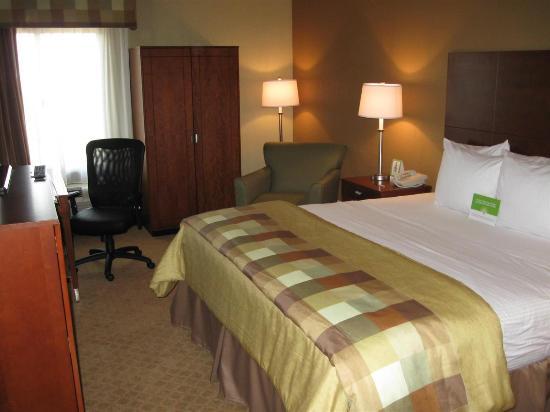 La Quinta Inn & Suites Cleveland Airport West : Guest room