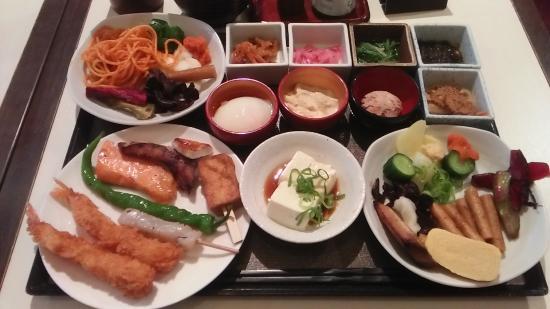 Dormy Inn Premium Kyoto Ekimae: breakfast