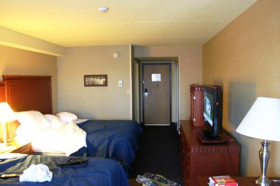 Су-Сент-Мари, Канада: View across room