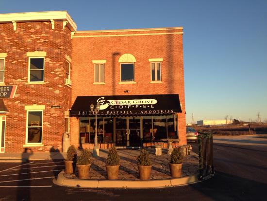 Shepherdsville (KY) United States  City pictures : ... Picture of Cedar Grove Coffee House, Shepherdsville TripAdvisor
