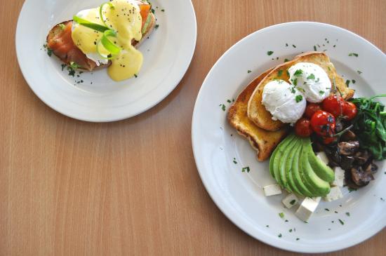 Cafe Grove: atlantic and veggie