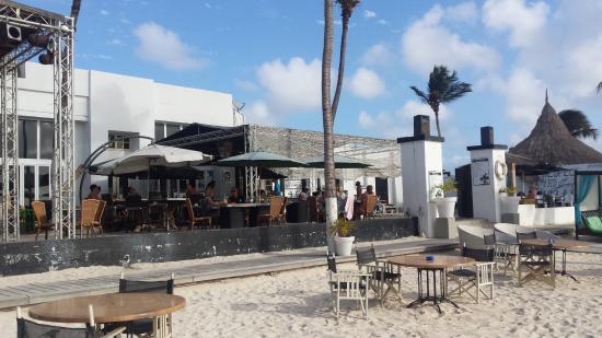 Reflexion S Beach Bar Restaurant Vista Da Praia
