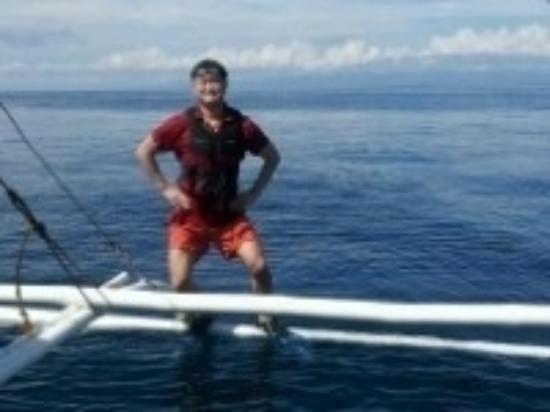 Talibon, Filipina: 스노쿨링 중