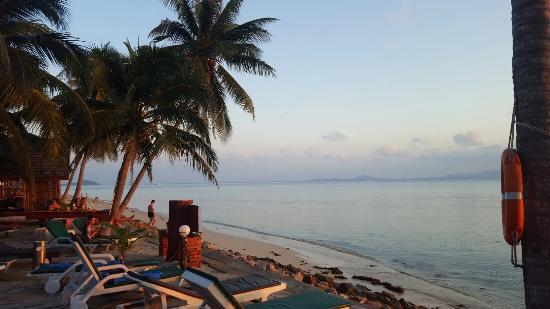First Villa Beach Resort: 20160102_175226_large.jpg