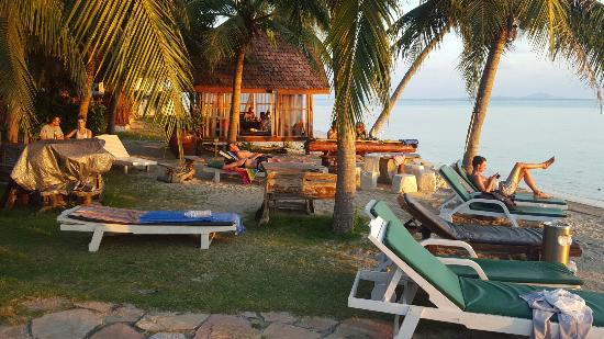 First Villa Beach Resort: 20160102_174628_large.jpg