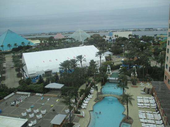 new years morning room service picture of moody gardens