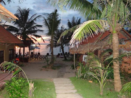 Территория Picture Of Phu Quoc Kim Bungalows On The Beach
