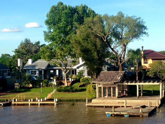 Ilha Das Flores 阿雷格里港guaiba Lake River的图片