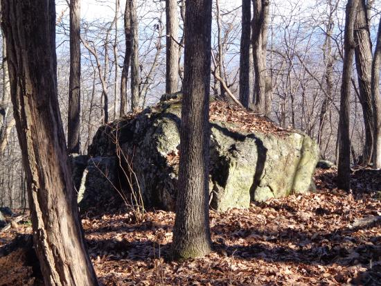 Vinton, VA: Humpback Rocks trail