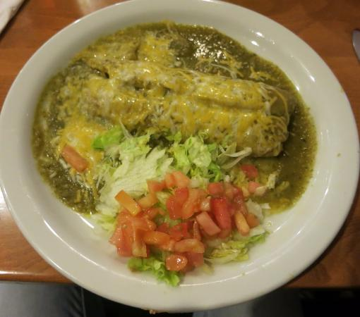 Cottonwood, AZ: Tamale verde