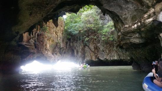 Simba Sea Trips: Canoeing