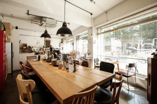 CAFE' ANALOG GARDEN