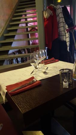 La table d'Owen : la table bien dressé
