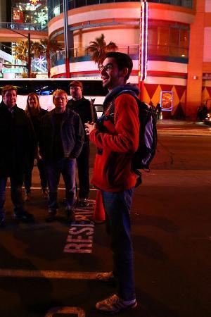 Ghost Tours In Las Vegas Nv