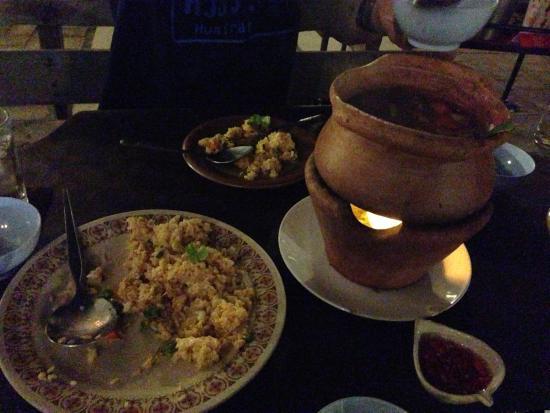 Buriram Province, Tajlandia: อาหาร