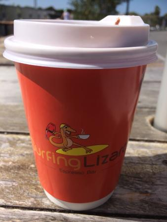 Surfing Lizard Cafe