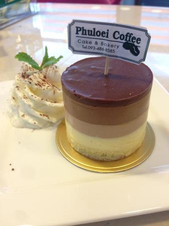 Loei Province, Thailand: เค้ก