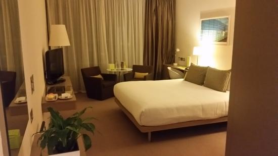 The Gibson Hotel: Standard Room