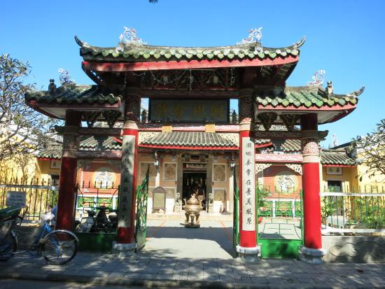 Chaozhou Hall (Trieu Chau): 門