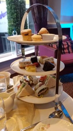 Temple Bar Hotel: Afternoon Tea