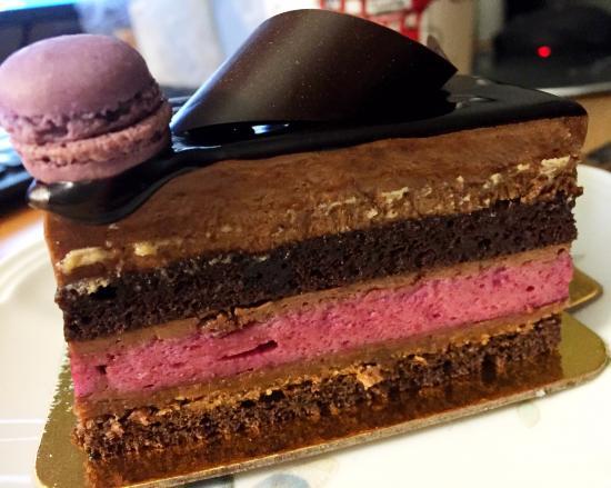 Ridgewood, Nueva Jersey: Chocolate cake