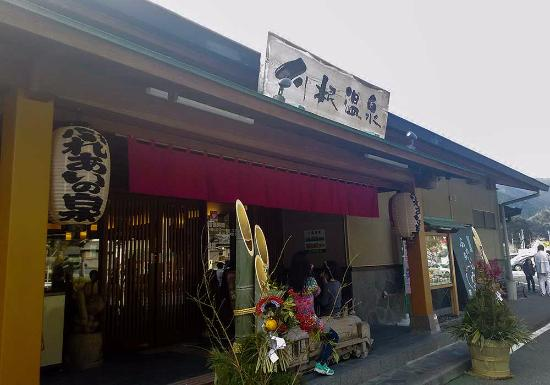 Kawane Onsen Fureainoizumi
