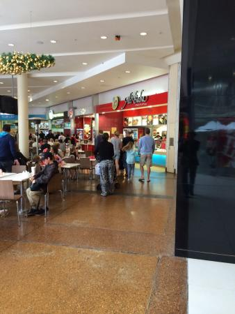 Brookvale, Australia: In the Food Court
