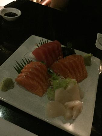 Tamarind: Sashimi platter