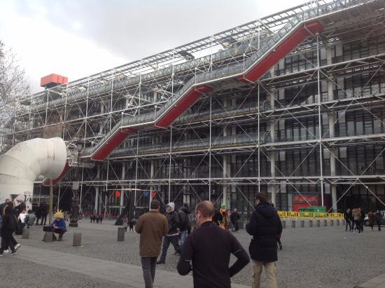 Museo Pompidou.Museo Pompidou Picture Of Paris Ile De France Tripadvisor
