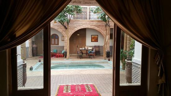 Riad Fleur D Orient Bild Von Riad Fleur D Orient Marrakesch