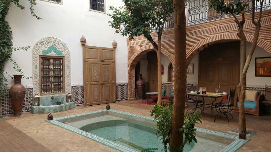 Riad Fleur D Orient Foto Van Riad Fleur D Orient Marrakesh