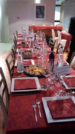 Delta Hotel: La nostra tavola di Capodanno