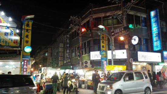Taoyuan District, Taoyuan: Taoyuan Tourist Night Market