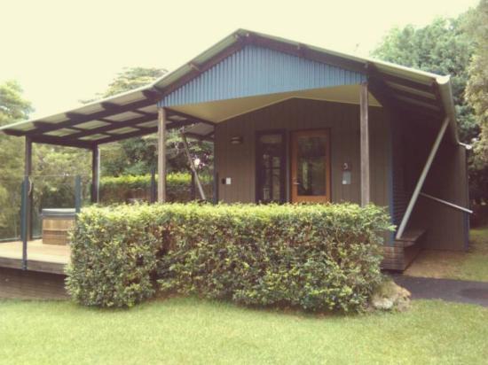 Spicers Tamarind Retreat: Villa number 5 near waterfalls