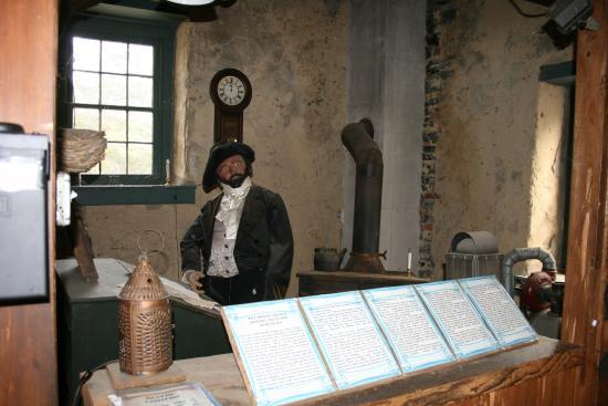 Mill Bridge Village & Campresort : Inside the Grist Mill Musuem