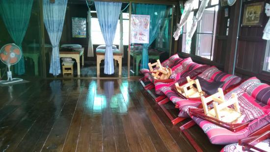 บ้านโบราณนวดแผนไทย