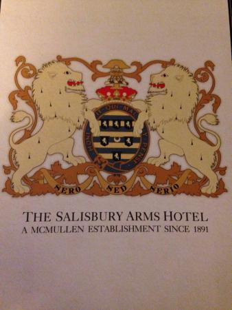 Salisbury Arms Hotel: photo0.jpg