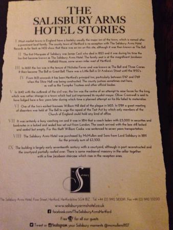 Salisbury Arms Hotel: photo2.jpg