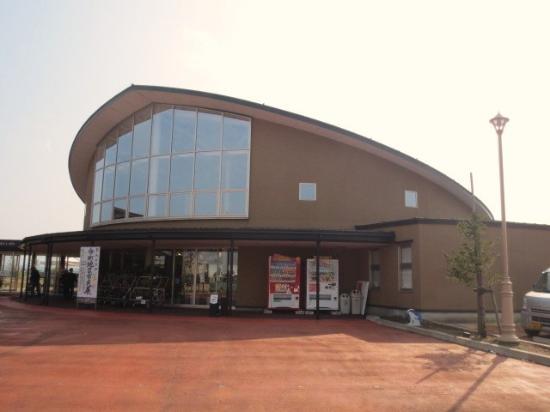 Michi-no-Eki Patio Niigata