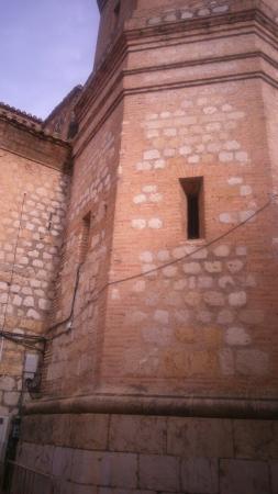 Costa Blanca, Spanje: Iglesia de xalo