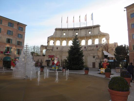 Het plein picture of hotel colosseo europa park rust - Hotel colosseo europa park ...