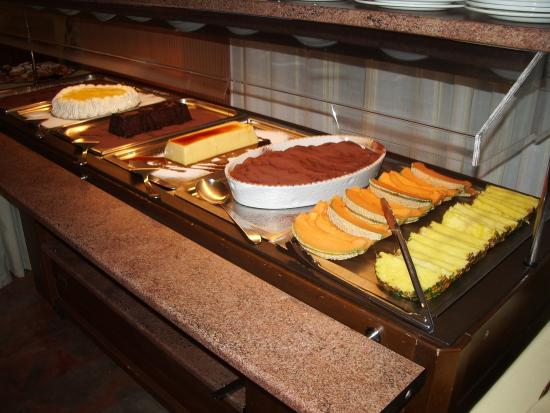 Hotel Riz : Buffet