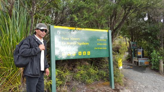 Waipoua Forest, Nueva Zelanda: Our guide