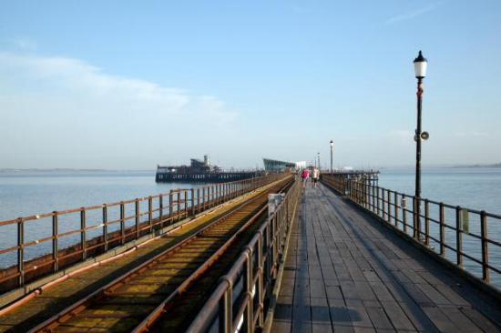 Southend Pier: Pier