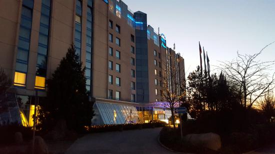 Atlanta Hotel International: Hotel
